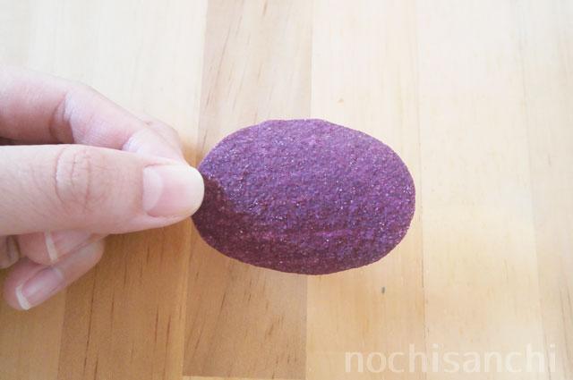 業務スーパー 紫芋ポテトチップス